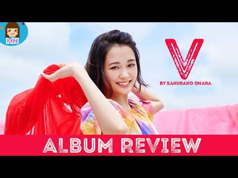 Ohara Sakurako (大原櫻子) 'V' | Album Review