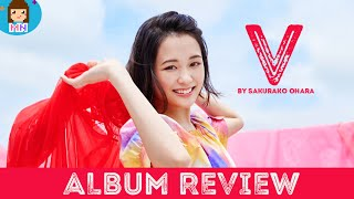 Ohara Sakurako (大原櫻子) 'V' | Album Review Mp3