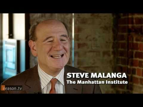 The Big Government Conspiracy: Q&A with Steve Malanga of the Manhattan Institute