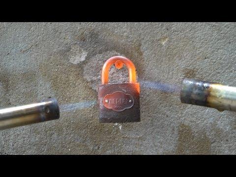 2 torche à gaz VS lock