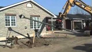 Video still for Hultdins Rototilt Grapple Attachments