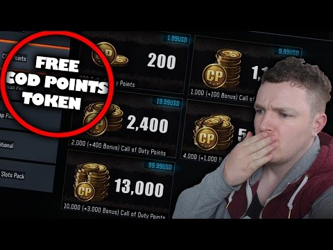 YOU PROBABLY DIDN'T KNOW ABOUT FREE COD POINTS...