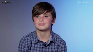 Meet the 10-year old investors that are learning how to beat the market