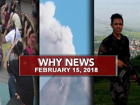 UNTV: Why News (February 15, 2018)