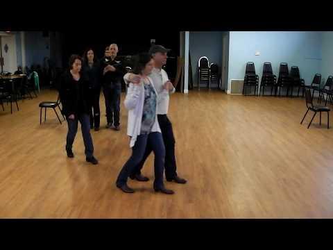Sky Spills Over Partner Dance