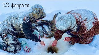 Рыбалка на 23 февраля в Якутии