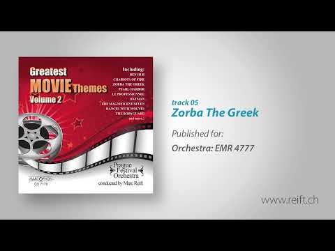 Marc Reift - Greatest Movie Themes Vol. 2