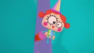 Четверо в кубе - Цирк - Трейлер 13 серия - мультики для детей