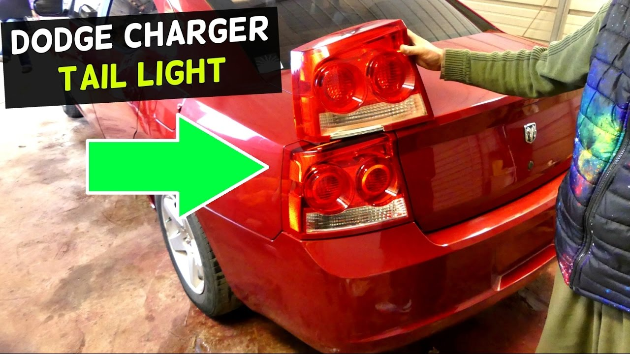 2006 dodge charger tail lights not working