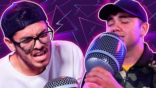 Cantando por un sueño | YouTubers VS Maluma