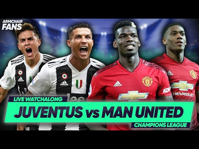 Juventus 1-2 Manchester United   Reds Overturn Ronaldo Volley With Late Winner!   #ArmchairFans