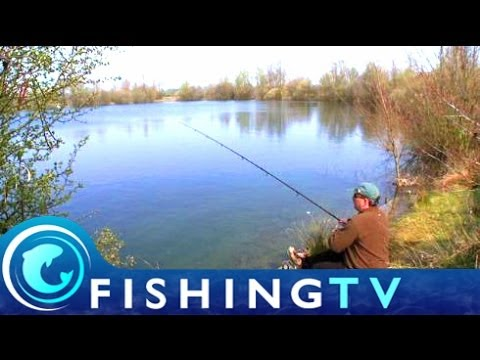 Carp Fishing with Ian 'Chilly' Chillcott - Fishing TV