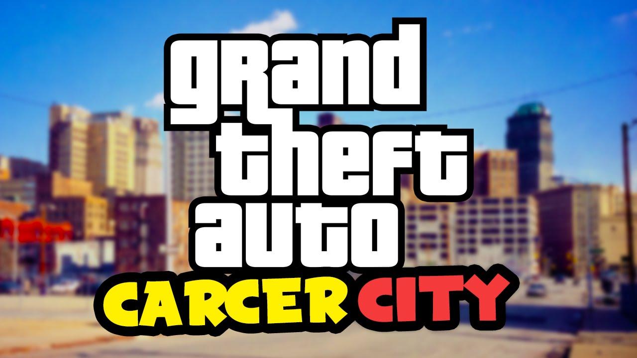 Gta 6 Location Idea Carcer City Gta Vi Youtube