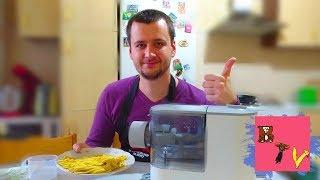 Паста-машина Philips HR2332 Распаковка и тестирование Pasta Maker Viva Collection Philips HR2332/12