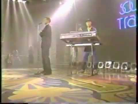 Soul Train 86' Performance - The Pet Shop Boys - West End Girls!