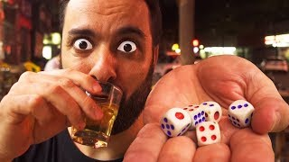 Most Popular Chinese Drinking Game (Dice)