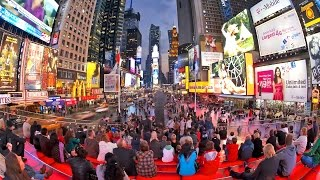 Download Video Best of Times Square Time Lapse Videos, Manhattan, New York City MP3 3GP MP4