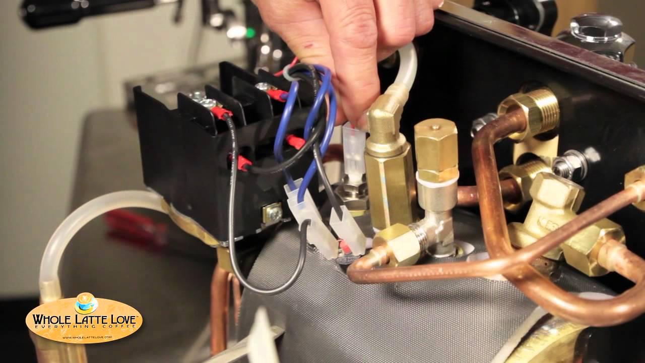 Tear Down Rocket Evoluzione V2 Espresso Machines Youtube