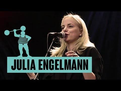 Julia Engelmann - Lass mal ne Nacht drüber tanzen