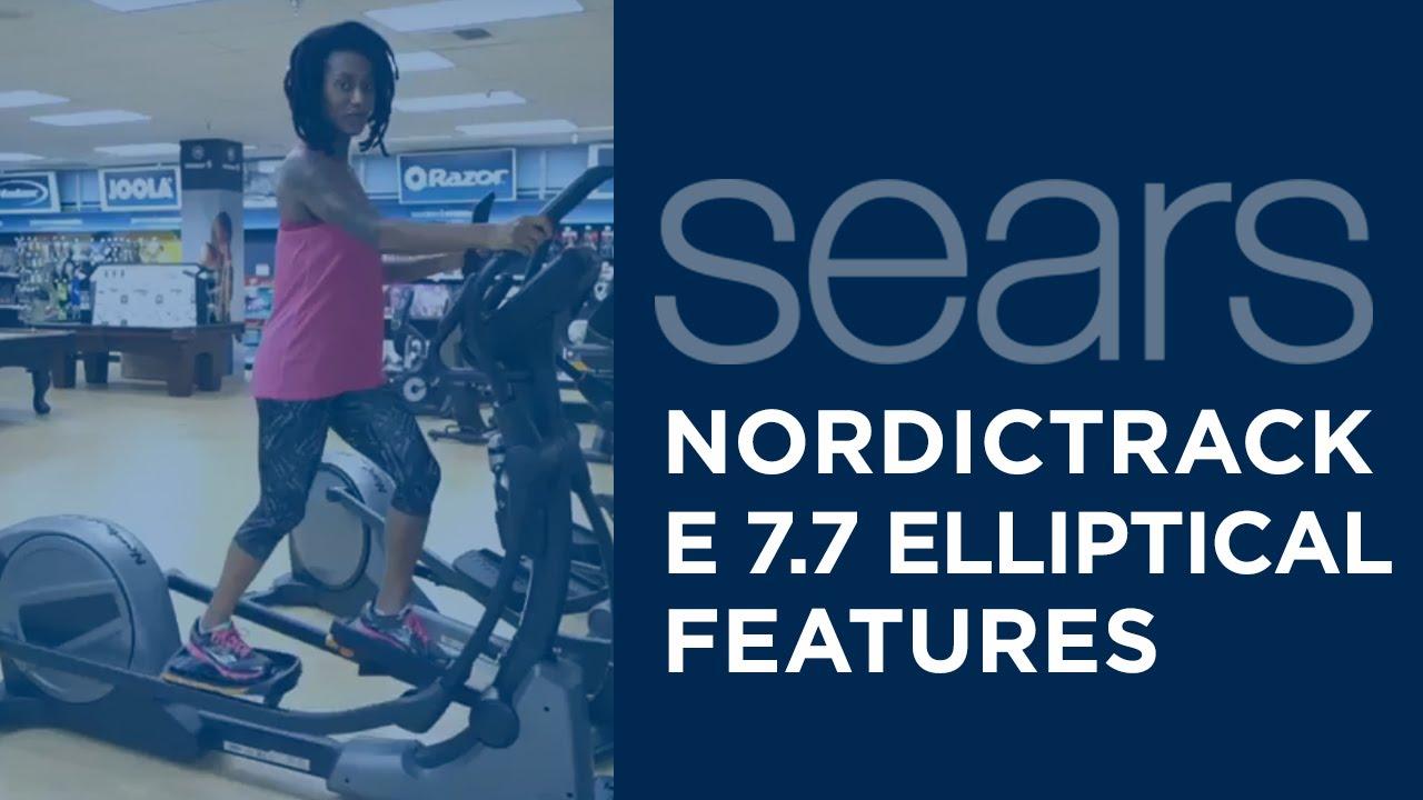 nordictrack e7 7 elliptical manual