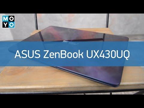 асус ux410 видеообзор