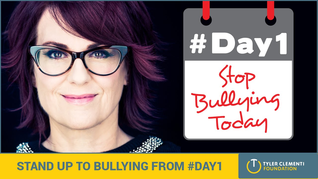 We Must Recognize Bullying As Broad >> Day1 Works Bullying Prevention Tyler Clementi Foundation