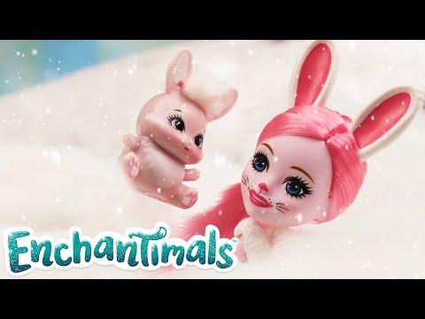 Enchantimals Россия ❄ Приключения в снегу ❄ энчантималс куклы ❄ Куклы-колдуны