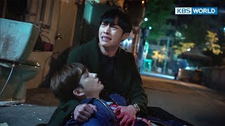 KimHyesung takes the knife for WooDowhan Can the MadDog team pull through?(Mad Dog Ep.12)