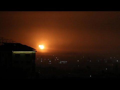غارة جوية إسرائيلية على مواقع فلسطينية في غزة إثر استهداف مستوطنة سديروت بصاروخ…  - نشر قبل 2 ساعة