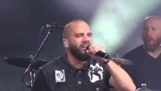 Killswitch Engage live at Hellfest 2016