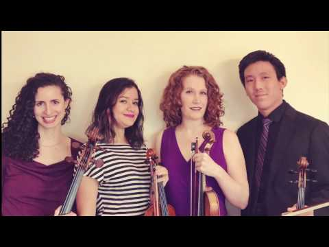 Convocatoria Para Compositores - Semiosis Quartet