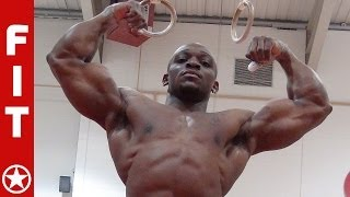 CAN A BODYBUILDER BE A GYMNAST? (Part 1 of 2)