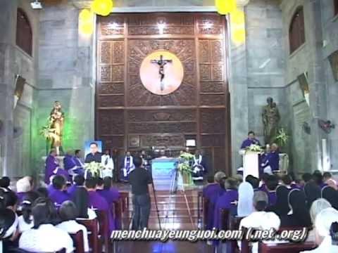 Thánh Lễ An Táng Cha Cố Giuse Trần Văn Nghị