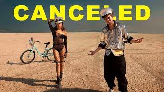 Burning Man is CANCELED (we went anyways...)