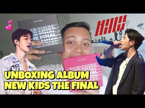 IKON NEW KIDS THE FINAL UNBOXING [Bahasa Indonesia]