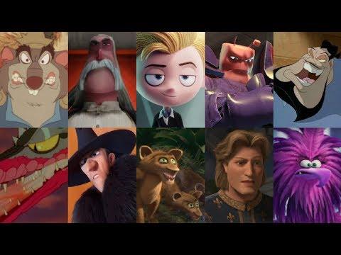 Defeats Of My Favorite Animated Non-Disney Movie Villains Part XXX
