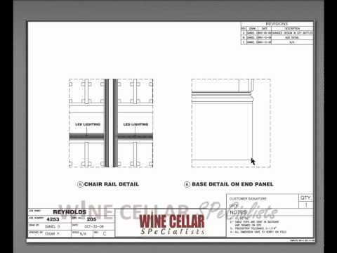 Custom Wine Cellars Seattle Washington Reynolds