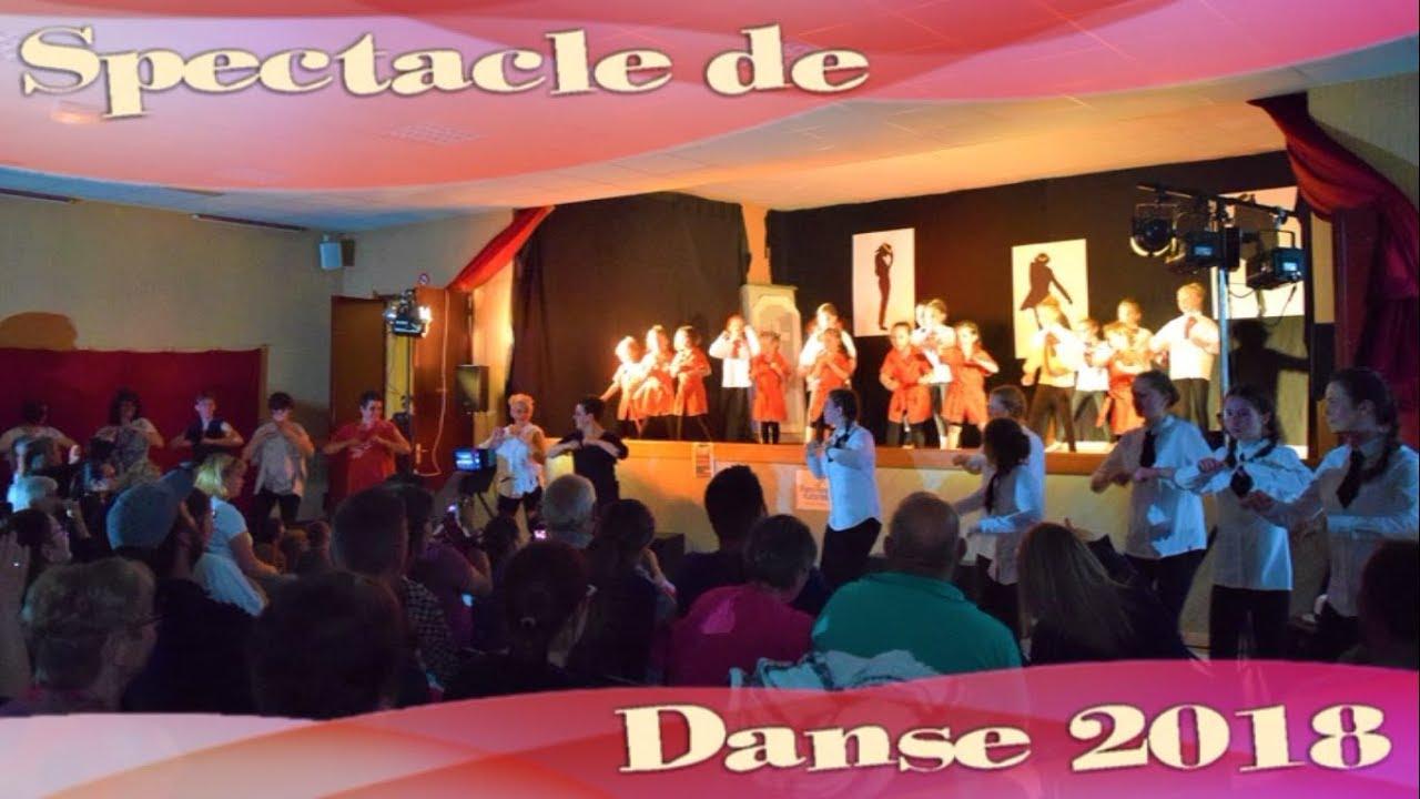 Spectacle de Danse 2018 - Soirée Michael Jackson - Familles Rurales St Pierre des Nids