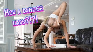 A Day in the Life of a Dancer: How a Dancer does EVERYTHING!!