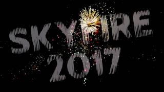ChilliFM Skyfire 2017 Top 10 Video
