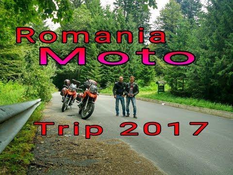 Romania motorcycle trip ( Aug 2017)