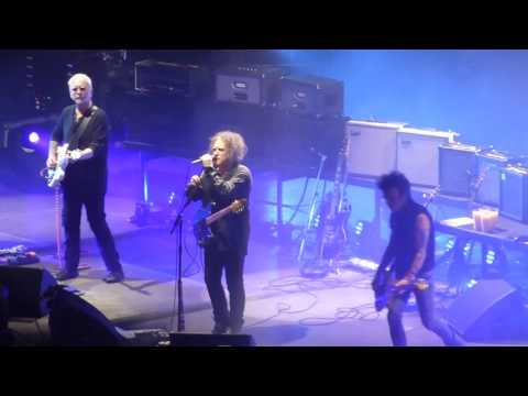 The Cure live in München @ Olympiahalle 24.10.2016 Munich