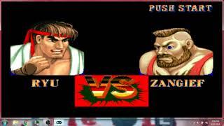 Street Fighter II Koryu (Rainbow Edition)