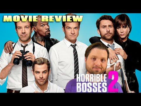 Horrible Bosses 2 - Movie Review