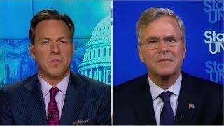 Jeb Bush: Don't give Donald Trump U.S. nuclear codes