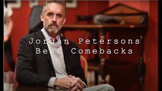 Jordan Peterson's Best Comeḃacks Against Opponents 1/3