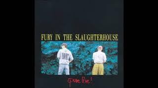 FURY IN THE SLAUGHTERHOUSE - Trapped Today Trapped Tomorrow ( Live ) ´92