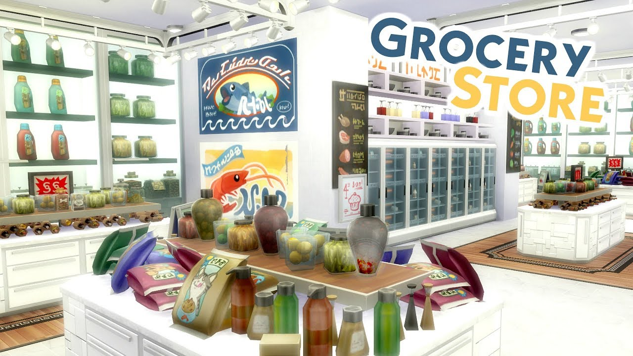how to build an online grocery store
