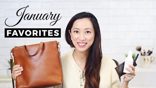 January Favorites 2017 Fashion & Beauty, january 2017 favorites, monthly favorites