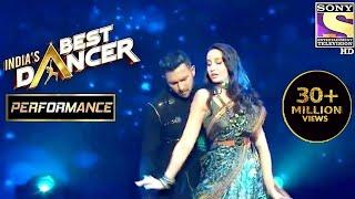 Download lagu Nora और Terence ने दिया एक खूबसूरत Dance Performance | India's Best Dancer